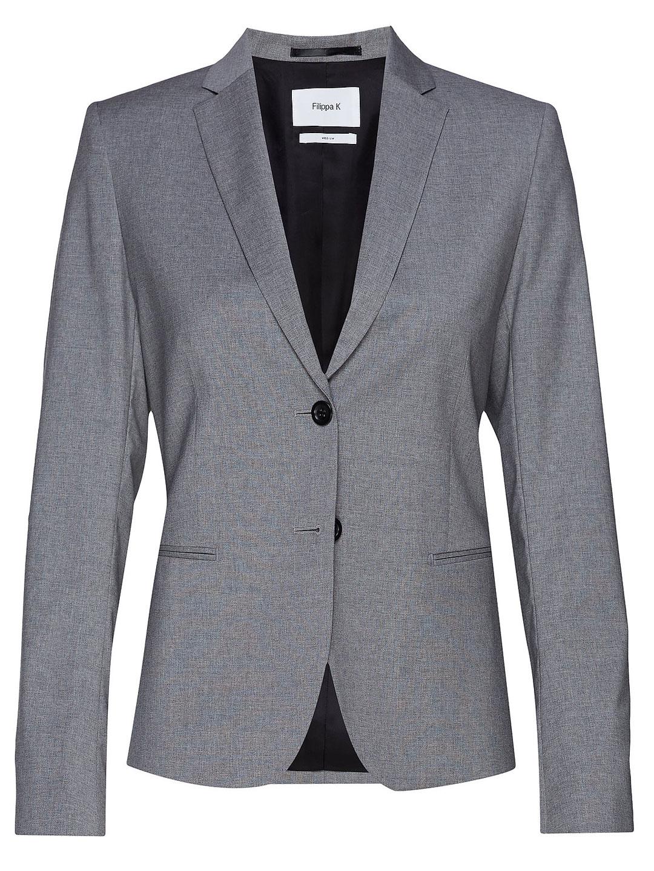 A0048-Jackie-Cool-Wool-Blazer-Filippa-K-Grey-Melange-Flat-Lay