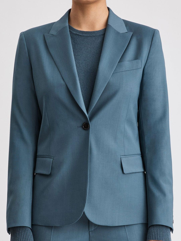 A0998-Sasha-Cool-Wool-Blazer-Filippa-K-Blue-Grey-Front