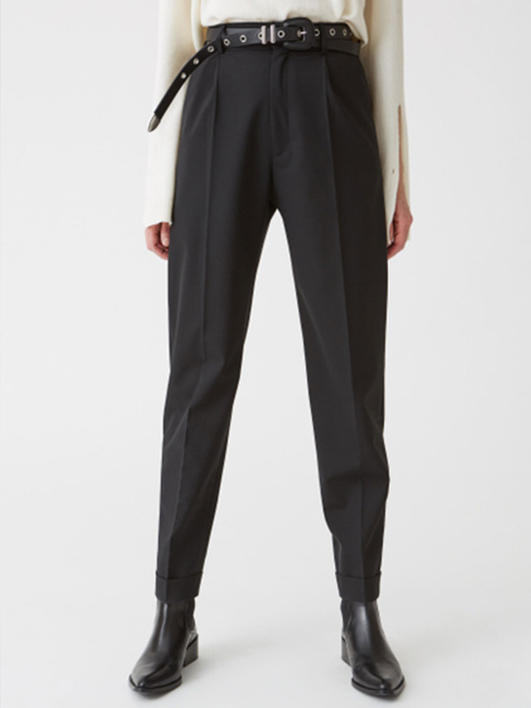 A1012-Star-Trousers-Hope-Sthlm-Black-Front