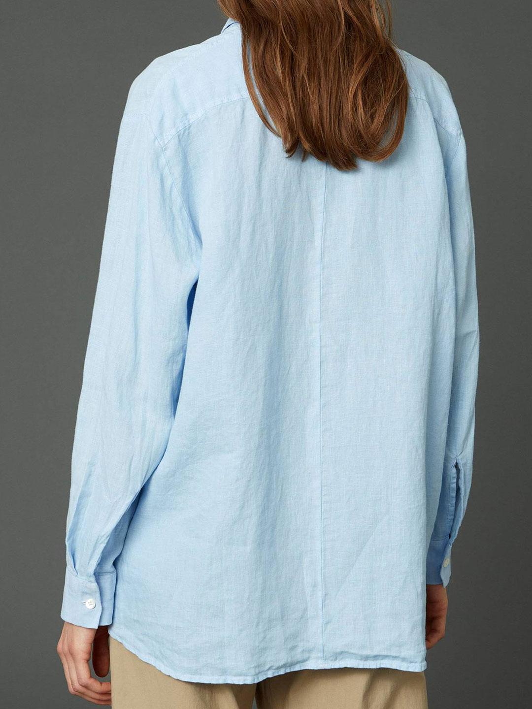 A1079-Elma-Linen-Shirt-Hope-Sthlm-Soft-Blue-Back