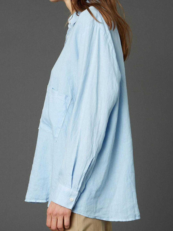 A1079-Elma-Linen-Shirt-Hope-Sthlm-Soft-Blue-Side
