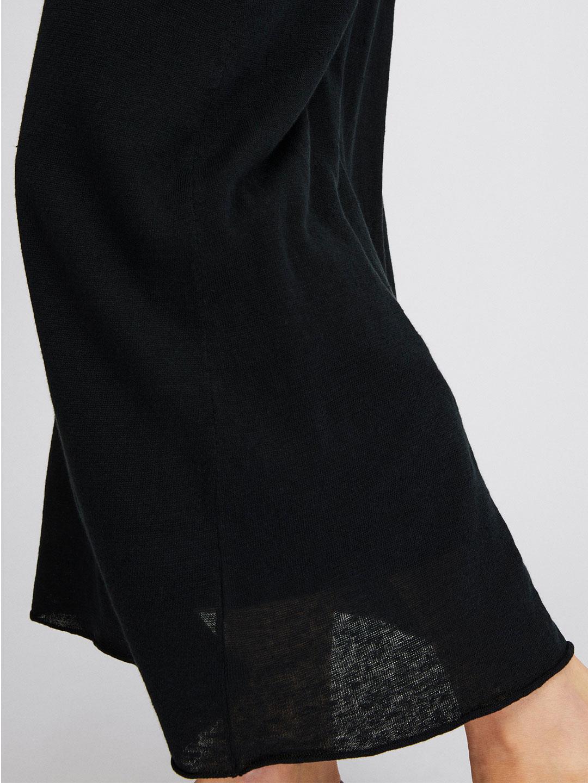 A1083-Hilary-Skirt-Filippa-K-Black-Front-Close-Up