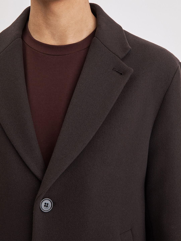 B1181-Lyon-Wool-Coat-Filippa-K-Dk-Mole-Close-Up-Lapel