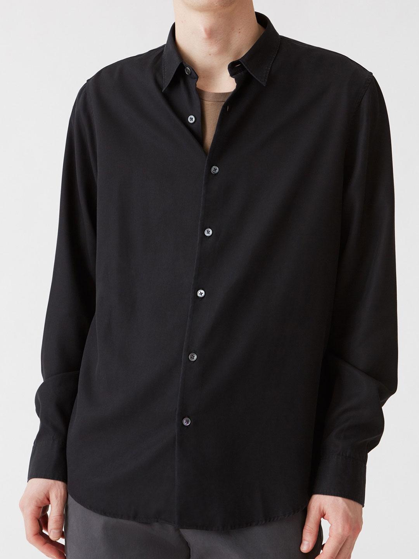 B1216-Air-Clean-Shirt-Hope-Sthlm-Black-Front