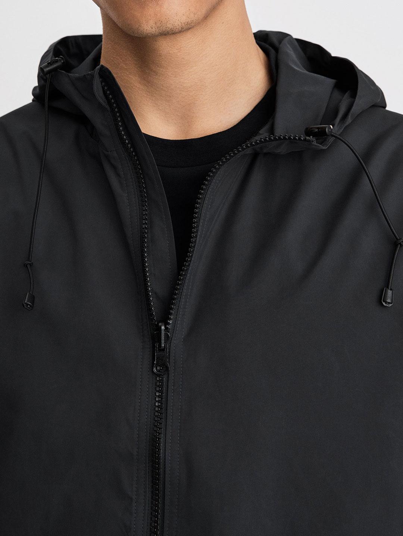 B1304-Sintra-Jacket-Filippa-K-Black-Front-Close-Up-Neck