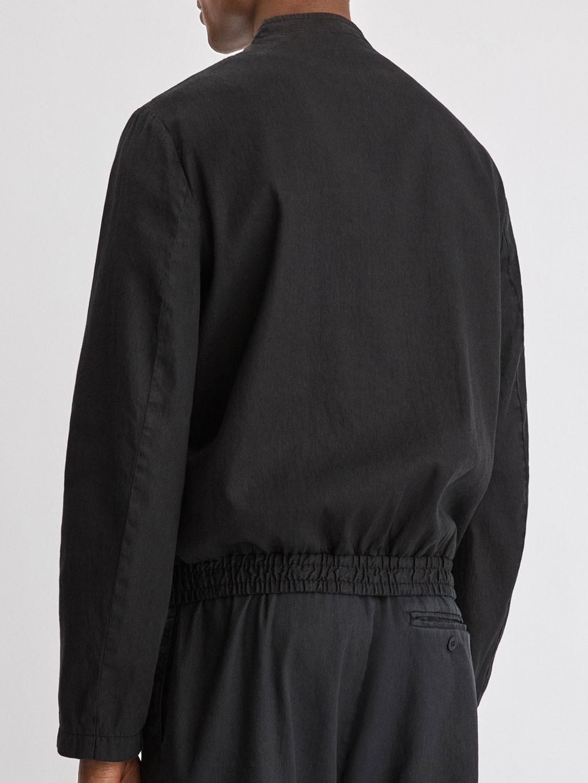 B1310-Kiruna-Jacket-Filippa-K-Black-Back