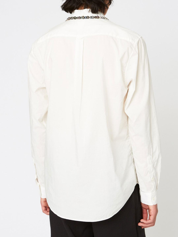 B1347-Button-Shirt-Hope-Sthlm-Off-White-Back