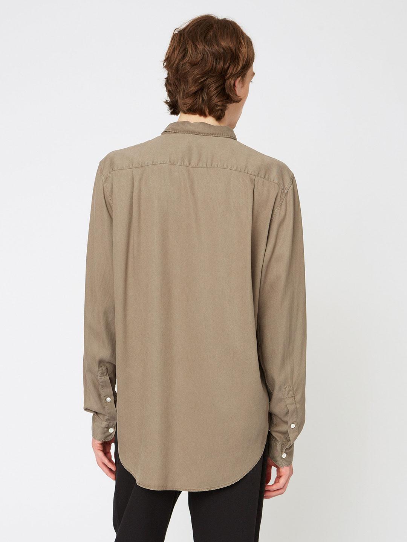 B1350-Air-Clean-Shirt-Hope-Sthlm-Olive-Back
