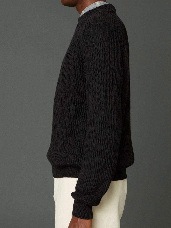 B1387-Burly-Sweater-Hope-Sthlm-Black-Side