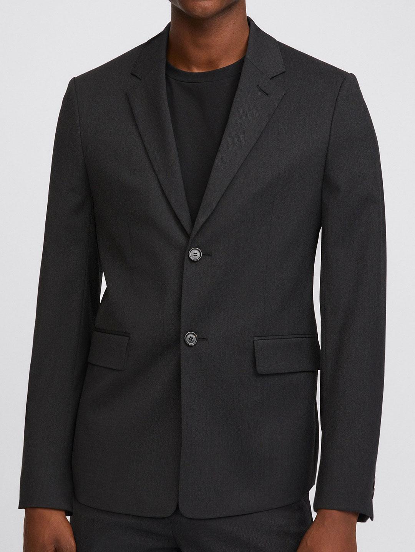 B1392-Harry-Wool-Blazer-Filippa-K-Anthracite-Front