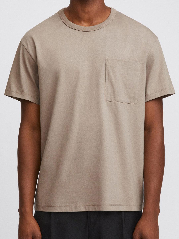 B1399-Brad-T-Shirt-Filippa-K-Desert-Taupe-Front