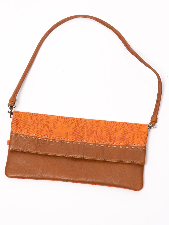 C0105-Tara-Contrast-Leather-Clutch-Filippa-K-Spicy-With-Strap