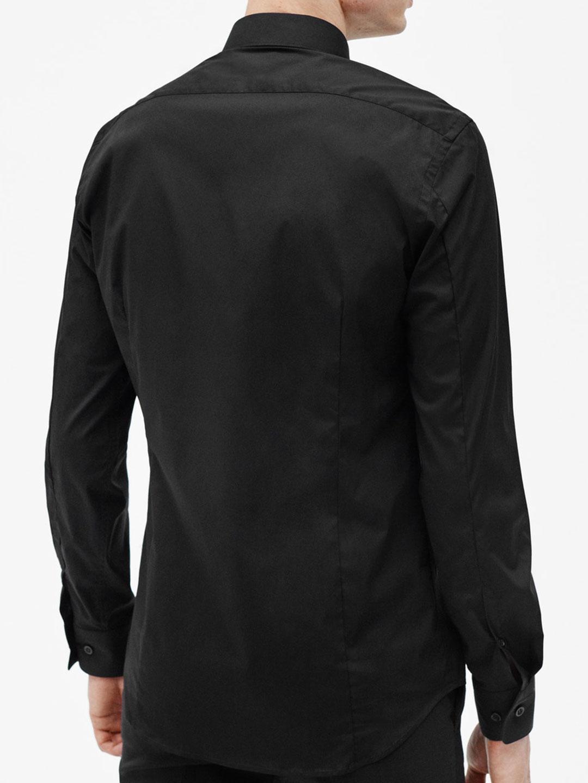 S0008-Paul-Stretch-Shirt-Filippa-K-Black-back