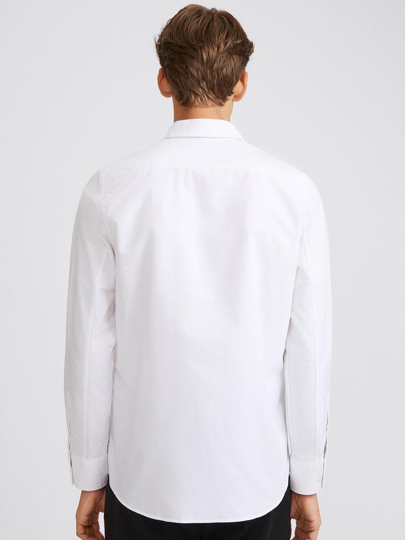 S0014-Tim-Oxford-Shirt-Filippa-K-White-2-Back