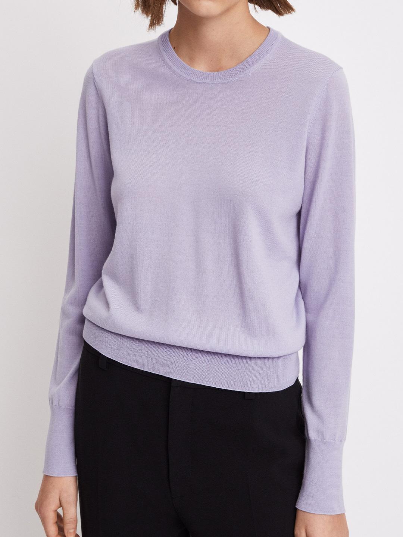 S0118-Merino-R-neck-Sweater-Filippa-K-Hyacinth-Full-Body